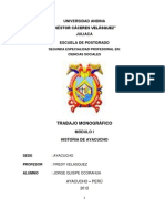 TRABAJO MONÓGRAFICO-MODULO I-JQC-AYACUCHO