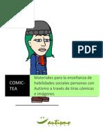 Comic para TEA bitstrips (Autismo Burgos)