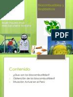 Biocombustibles y Bioplásticos