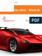 SOLIDWORKS Superficies 2012