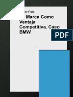 La Marca Como Ventaja Competitiva Caso BMW
