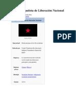 Ejército Zapatista de Liberación Nacional