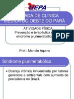 I JORNADA DE CLÍNICA MÉDICA DO OESTE DO PARÄ