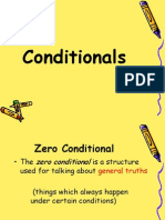 Conditionals 3eros
