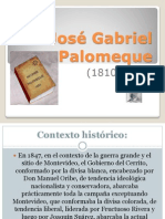 Palomeque Historia