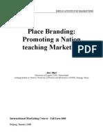 Place Branding