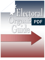 Electoral Organizing Guide 2012