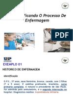 Exemplo Do Processo de Enfermagem - Adicionei Os Quadros de Cuidados-1