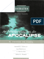AS INTERPRETAÇÕES DO APOCALIPSE - C. MARVIN PATE