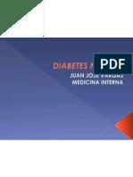Diabetes Mellitus Endocrino