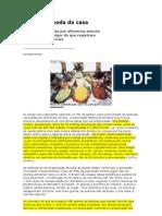 Toxinas reportagem contaminação alimentar
