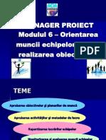 Prezentare Modul 6-AOA