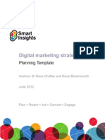 digital marketing strategy implementation and practice 6th edition pdf free download
