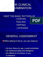 3-The Clinical Examination