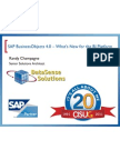 SAP BusinessObjects 4.0 – What's New for the BI Platform (2011-07-28)