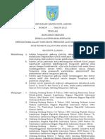 Rancangan Qanun Kota Langsa Bangunan Gedung (Edit)