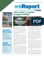 Rivers Report Summer 2012