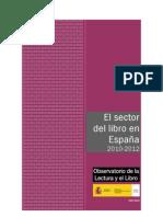 Sector Del Libro Abril 2012