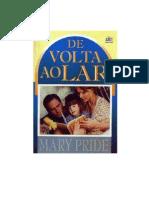 De Volta Ao Lar - Mary Pride
