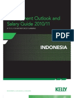 Pedoman Gaji Indonesia 2011