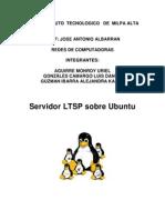 Manual Ltsp