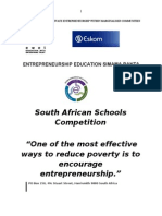 Eskom Entrepreneurship Education Simama Ranta