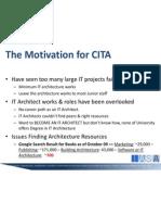 Cita Iasa Certifications