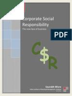 CSR Corporate Social Responsiblity