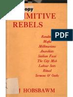Eric Hobsbawm - Primitive Rebels