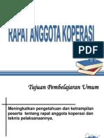 Pp Rapat Anggota Kop Tm 2011-1