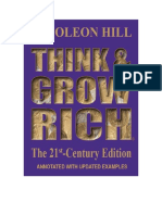 Napoleon Hill - Think and Grow Rich - 21st Century Edition