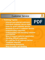 3610 Customer Service