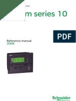 Sepam 10 User Manual