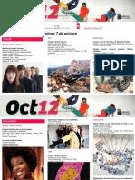 Agenda Cultural Canarias - semana del 1 al 7 oct