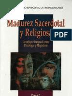 Madurez Sacerdotal y Religiosa [Tomo I]