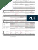 Jaarplanning Toetsrooster TL3 2012-2013 Definitief 1 Okt 2012
