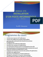 000 Installation Dun Poste Informatique