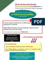 120917.Punto de Vista - Un Gobierno de Ocurrencias