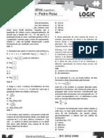 LOGIC Revisão de Logaritmos