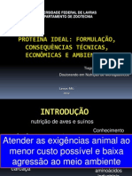 PROTEÍNA IDEAL