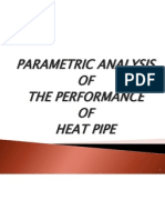 Heat Pipe Project 2.Ppt