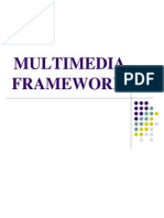 3. Multimedia Framework