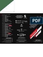 Zvezdara Teatar - Brochure Front