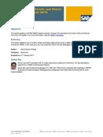 Delete Entry in SAP