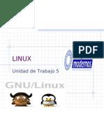 5.Sistema Archivos Linux