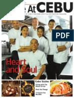 WhereAt Cebu Sept 15 - Nov 15 2012