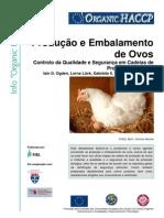 Organic HACCP Producao Ebalamento Ovos