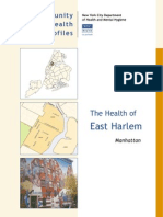 The Health of East Harlem