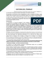 Lectura 1- Historia Del Trabajo