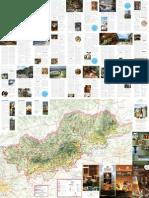 Információs térkép, Észak-Magyarország